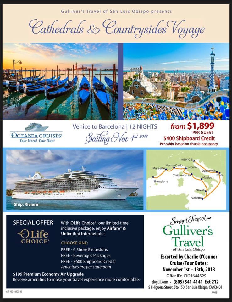 Csaa travel cruises